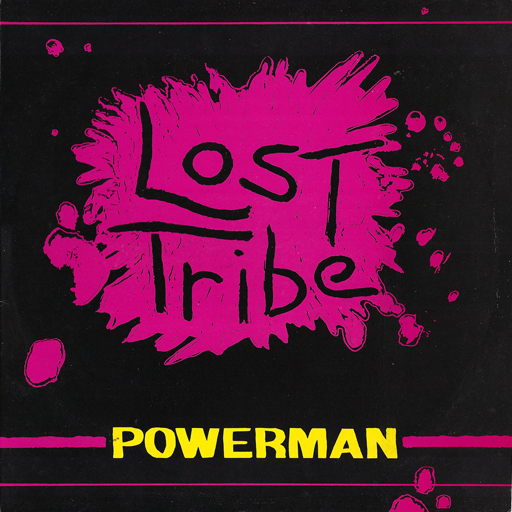 Powerman – Lost Tribe album cover