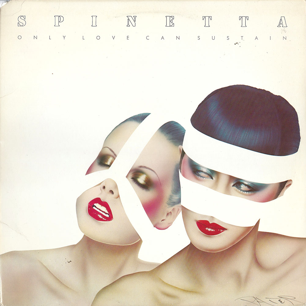 Spinetta – Only Love Can Sustain album cover