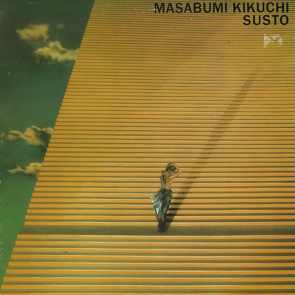 Masabumi Kikuchi – Susto album cover