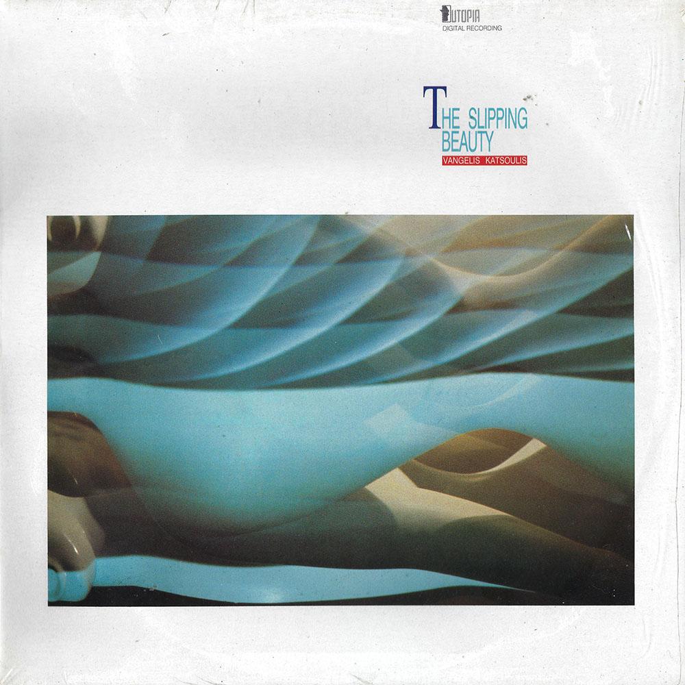 Vangelis Katsoulis – The Slipping Beauty album cover