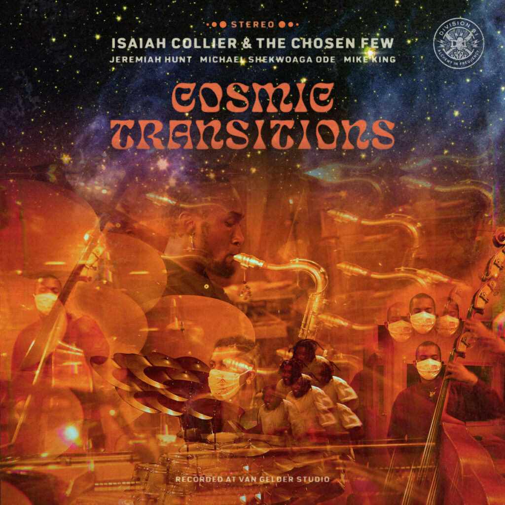 Isaiah Collier & The Chosen Few – Cosmic Transitions 2LP product image