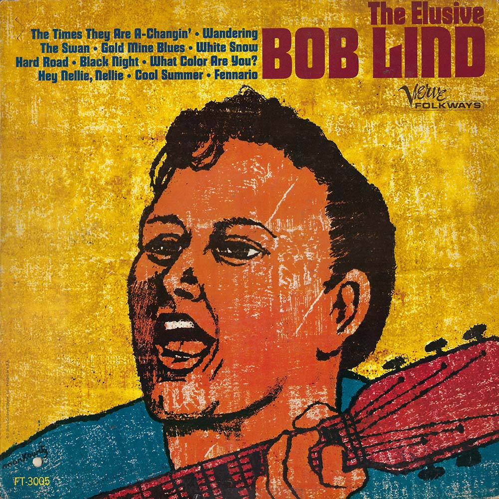 Bob Lind – The Elusive Bob Lind album cover