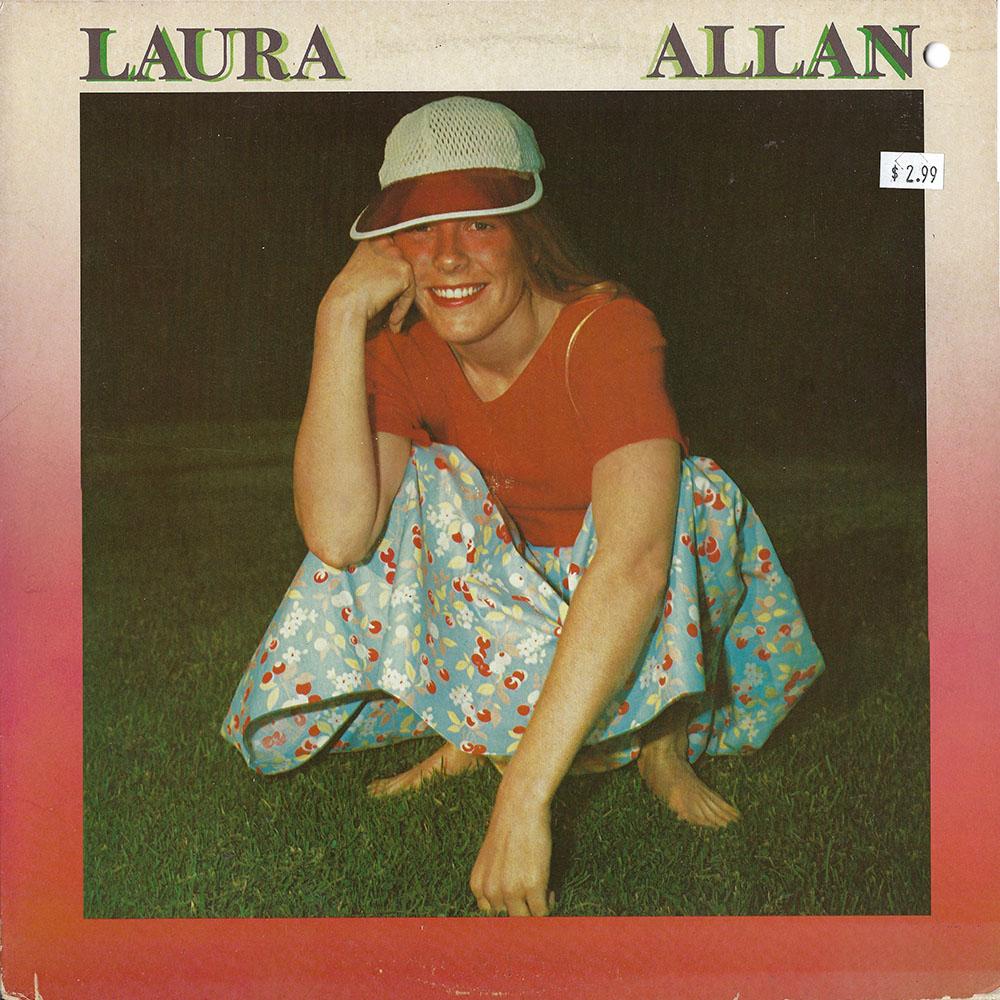 Laura Allan – S.T. album cover