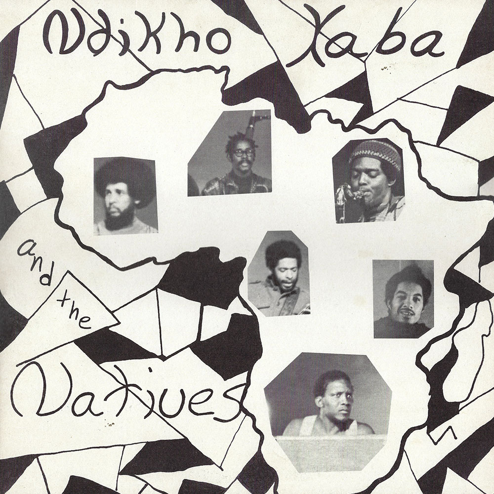 Ndikho Xaba and the Natives – S.T. album cover